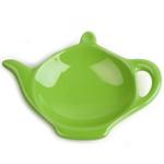 Omniware Citron Ceramic Tea Caddy and Infuser Holder