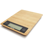 Salter Bamboo Electronic Kitchen Scale