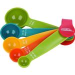 Trudeau 5 Piece Measuring Spoon Set