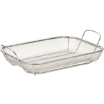 RSVP Stainless Steel Barbecue Roasting Basket