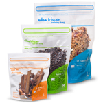 Oliso Flexible Combo 6 Pack Pantry Bags