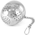HIC Harold Import Co Stainless Steel Loose Leaf Tea Ball Infuser