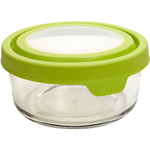 Anchor Hocking TrueSeal Glass Round 2 Cup Food Storage Container
