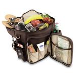 Picnic Time Moka Collection Turismo Backpack
