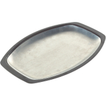 Nordic Ware Stainless Steel Grill 'n Serve Plate