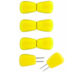Chef'n Lemon Corn Holder, Set of 8