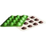 Nordic Ware Green Aluminum Cake Pops Set