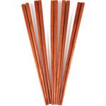 Brown Wooden Chopsticks, Set of 5