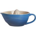 Le Creuset Marseille Blue Stoneware Citrus Juicer