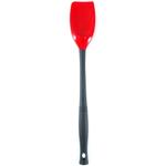 Le Creuset Revolution Commercial Cherry Silicone Spatula Spoon, 15 Inch