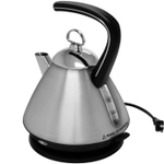 Chantal Brushed Stainless Steel Electric EKettle, 52 Ounce