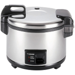 Zojirushi Stainless Steel Commercial Rice Cooker and Warmer, 20 Cup