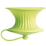 Lekue Green Silicone Lemon Press, Set of 2
