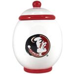 Florida State University Seminoles Ceramic Cookie Jar