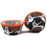 Cupcake Creations Boo Baking Cup, Set of 32