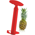 VacuVin Red Pineapple Slicer