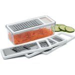 Progressive International 5 Piece Stainless Steel Grater Set