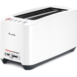 Breville White Lift and Look Touch Toaster