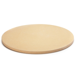 Outset Natural Round Pizza Grill Stone, 16 Inch