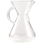 Chemex Glass Coffee Maker With Handle, 50 Ounce