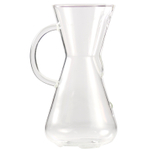 Chemex Glass Coffee Maker With Handle, 15 Ounce