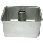 Ametalurgica Steel Square Mini Angel Food Cake Pan