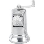 Perfex Cast Aluminum Salt Mill, 4 Inch