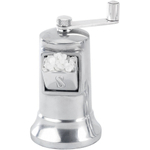 Perfex Cast Aluminum Salt Mill, 3 Inch
