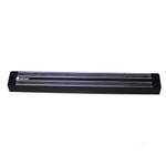 Wusthof Magnetic Black Knife Storage Bar, 12 Inch