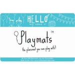 Talisman Designs Playmats Birthday Boy Placemat Pad