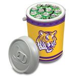 Picnic Time Louisiana State University Tigers Mega Can NCAA Insulated Cooler, 5 Gallon