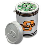 Picnic Time Oklahoma State University Cowboys Mega Can NCAA Insulated Cooler, 5 Gallon