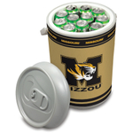 Picnic Time University of Missouri Tigers Mega Can NCAA Insulated Cooler, 5 Gallon