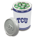 Picnic Time Texas Christian University Horned Frogs Mega Can NCAA Insulated Cooler, 5 Gallon