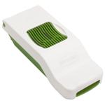 Green and White Alligator Slicer