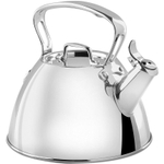 All-Clad Stainless Steel Tea Kettle, 2 Quart