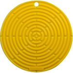 Le Creuset Soleil Yellow Silicone Cool Tool Hot Pad