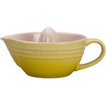Le Creuset Soleil Yellow Stoneware Citrus Juicer