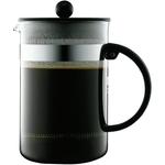 Bodum Bistro Nouveau French Press Coffee Maker, 12 Cup