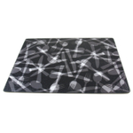 Onyx Flatware Tempered Glass Rectangular Cutting Board, 12 x 15 Inch