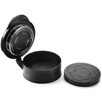 Outset Black Adjustable Burger Stuffer