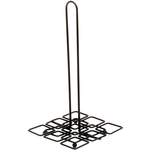 Anchor Hocking Black Matrix Paper Towel Holder
