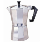 Primula Cast Aluminum Stovetop Espresso Coffee Maker, 9 Cup