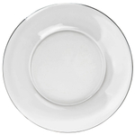 Anchor Hocking  Presence 10-Inch Glass Dinner Plate, Set of 6