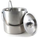 Grant Howard Stainless Steel Ice Bucket, 2.5 Quart
