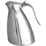 Nambe Flight Stainless Steel Thermal Carafe with Chrome Finish