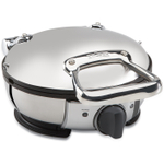 All-Clad Stainless Steel Round Classic Electric Waffle Maker