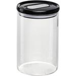 Artland Press & Seal Medium Borosilicate Glass Canister