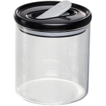 Artland Press & Seal Small Borosilicate Glass Canister