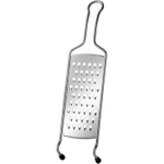 Rosle 18/10 Stainless Steel Coarse Grater